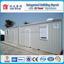 20 feet modular container office to Brazil, portable container office