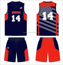 basketball jersey and short design black and red