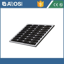 High efficiency 30-45W Poly Silicon solar panel / full certified panel solar