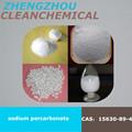 2015 de qualidade da fábrica agente de branqueamento de sódio percarbonate SPC branco granulado em pó carbonato de sódio de peróxido de hidrogênio oxigênio