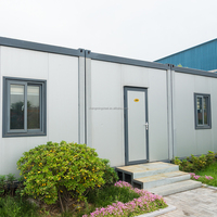 Cheap And Modern Solid Rainproof Case Prefabbricate Legno Cina/Overseas Containers For Sale/Container House Complete