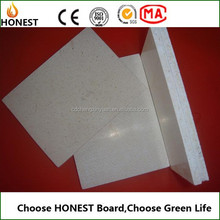 12mm Fireproof material magnesium oxide partition wall board