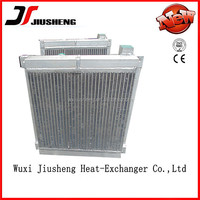 vacuum brazed aluminum plate and bar portable air cooler,air heat exchanger,charge air cooler