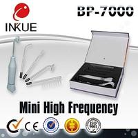 BP-7000 portable High Frequency alta frecuencia facial beauty machine