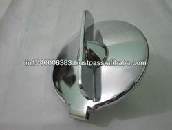 NEW BSA CHROME FUEL TANK CAP 3 FITS BSA M20 AND OTHERS