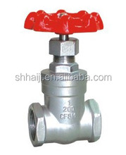 pn16 resilient seal non-rising stem 4 inch gate valve