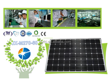 Hot sale mono 270w solar panels with a grade high efficiency solar cells cheap price for solar power system