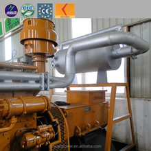 Wood gas generator / 80kw biomass generator / biomass gasification wood syngas generator