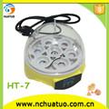 良い価格チキンインキュベーター価格ht-7販売のためのアヒルの卵インキュベーター