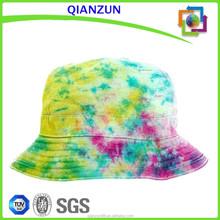 Cheap Bucket Hat, Tie Dyed Bucket Hat, Colorful Bucket Hat
