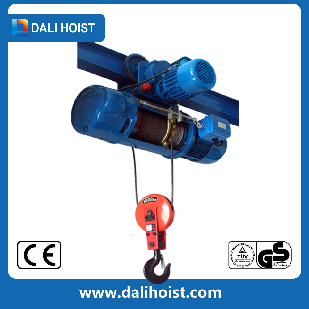 Electric Wire Rope Hoist Price Electric Winch Using
