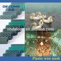 atractivo de plástico extruido de malla para la agricultura