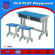 Children Double desk and chairs