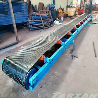 Shanghai Tarzan hot recommended quarry belt conveyor price for concrete product production