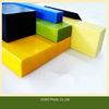 PE material Hard plastic sheet/Waterproof UHMW polyethylene board in China