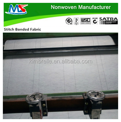 Non Woven Stitch Bonded 100% Polyester for roof coating(Manufacturer)