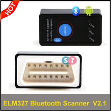 2015 latest version V2.1 Super Mini ELM 327 Bluetooth OBD2 Diagnostic Scanner ELM327 BT with Power switch for Andriod Torque