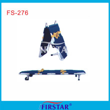 Comprehensive contents rail stretcher