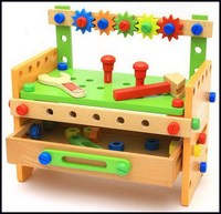 Top level hotsell assemble game kid wooden educational toy