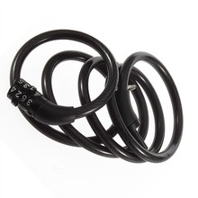 Alarm Bicycle Chain Lock Bicycle Alarm Lock 4-Digital Multi-function Bike Bicycle Code Combination Lock TY532