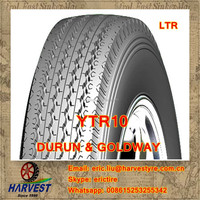 High Quality Durun Goldway Brand 7.00R15LT 7.00R16LT 7.50R16LT light truck tire, YTR10 pattern Available