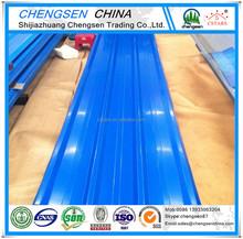 CSTARS Brand PPGI Corrugated Sheet For Roofing