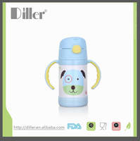 Good quality stainless steel kids water bottle,kids vacuum flask