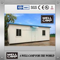 Hot sale modular prefab house for economic labour camp