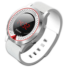 2015 HOT SELL smart bluetooth watch for mobile phones/wrist bluetooth watch for Christmas gifts