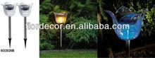 solar tulip stake light color changing solar stick lamp solar lawn stake lamp solar garden light SO2026