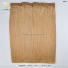 Beauty Work Golden Supplier Best Quality Remy dingli hair european hair
