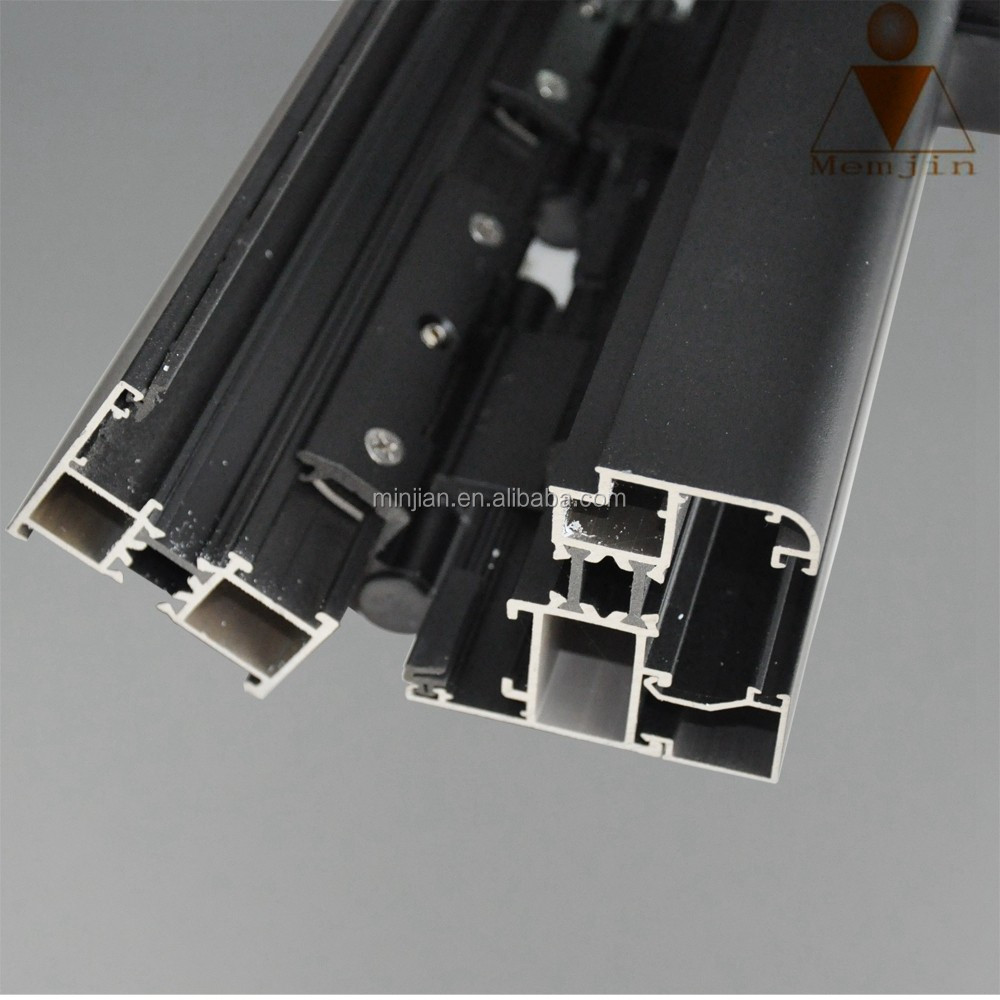 Aluminum frame extrusions suppliers for Aluminium window frame manufacturers