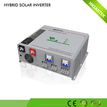 Hot selling Dc 24v 48v ac220v 230v pure sine wave panel solar 5000w with mppt charge controller