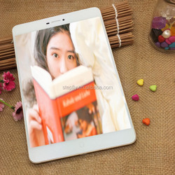 7.85 inch MTK8382 Quad core Android 4.4 GPS FM 3G tablet pc camera Front 2.0MP, back 5.0MP