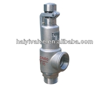 NPT connection type spring loaded pressure relief valve manufacturer