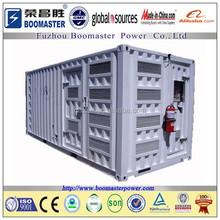 500KVA Cummins engine diesel generator set,500kva/400kw diesel generator