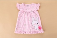 cartoon news lovely babys and kids clothes children's clothing long sleeve boys and girls casual Dress high quality