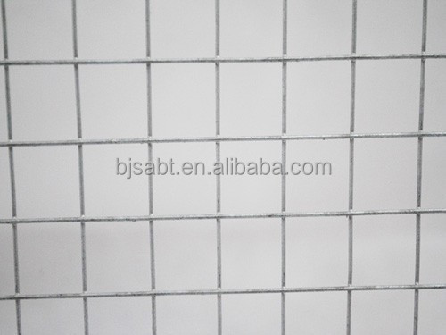 Galvanized Welded Wire Mesh Sizes Welded Wire Mesh For Concrete