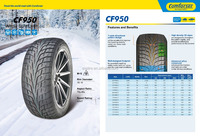 new winter tyre brand comforser tire manufacturer SUV/UHP