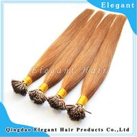 victoria secret wholesale nina hair extension I tip hair Extension