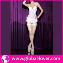 2015 hot sale hot sexy corset lingerie xxl