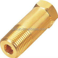Good quality brass cnc machining parts hot selling