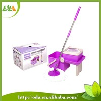 Factory price 360 foldable easy cleaning spin mop