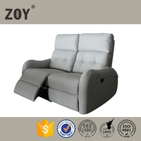 ZOY-99710 Japanese Style New Model Fabric Power Love Recliner Sofa, Armrest Cover
