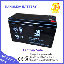 12V 7.2ah small rechargeable ups battery