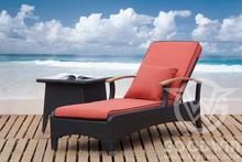 GW3061 D design outdoor furniture sun loungers