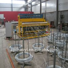 Automatic welded wire mesh machine (factory)