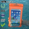 2015 universal mobile phone waterproof bag/ waterproof swimming bag/waterproof mobile phone bag for samsung
