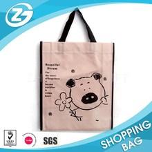 Promotional Custom OEM Design Foldable Shopping Bag
