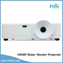 2015 Full HD 3D Led Projector native 1920X1080 300 inches Home Theater 1080P Video Projector